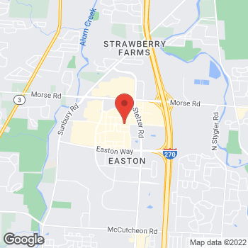 Map of BCBG at Macy's at 4141 Easton Loop E, Columbus, OH 43219