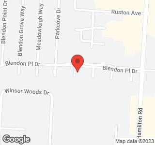 5847 Blendon Place Drive