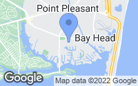Map of Point Pleasant, NJ