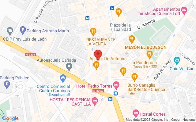 Administración nº1 de Cuenca