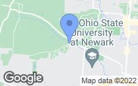 Map of Newark, OH
