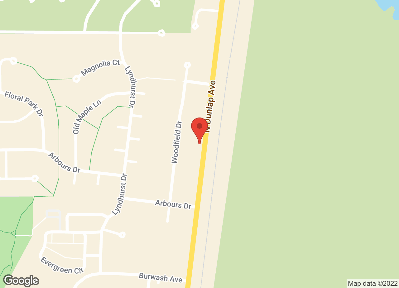 Google Map of VCA Heritage Animal Hospital