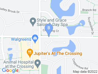 Map of Hot Diggity Pet Sitting Austin Dog Boarding options in Austin | Boarding