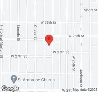 2625 Brown Street