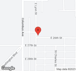 1200 E 26th Street