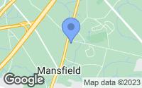 Map of Mansfield, NJ