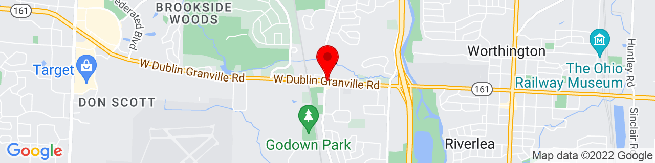 Google Map of 40.09006, -83.04907