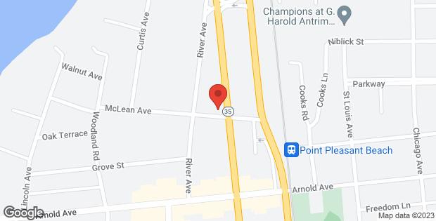 605 Mclean Avenue Point Pleasant Beach NJ 08742