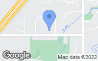 Map of Niwot, CO
