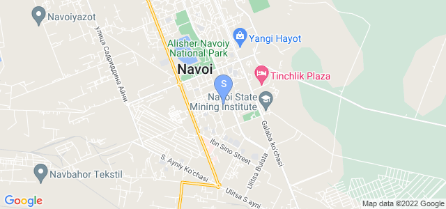 Location of Grand M on map