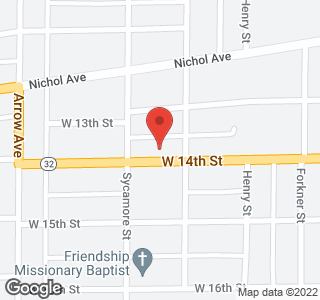 1514 West 14th Street