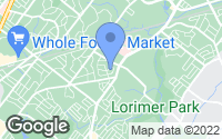 Map of Meadowbrook, PA