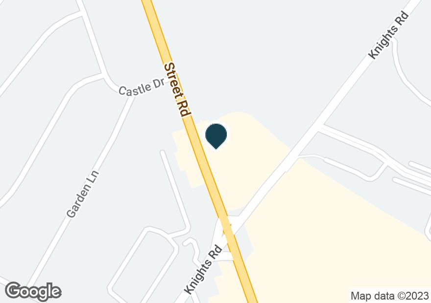 Google Map of2435 STREET RD