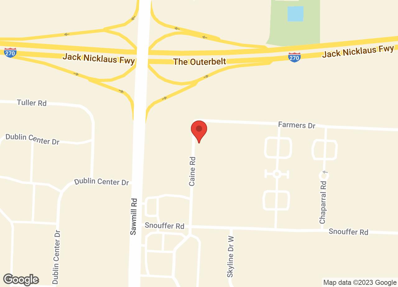 Google Map of VCA Sawmill Animal Hospital