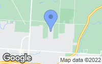 Map of New Albany, OH