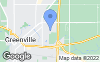 Map of Greenville, OH