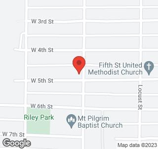 1404 West 5th Street