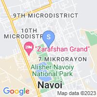 Расположение гостиницы Ешлик на карте