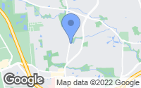 Map of Dublin, OH