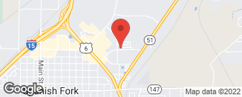 Map of 1125 Expressway Ln in Spanish Fork