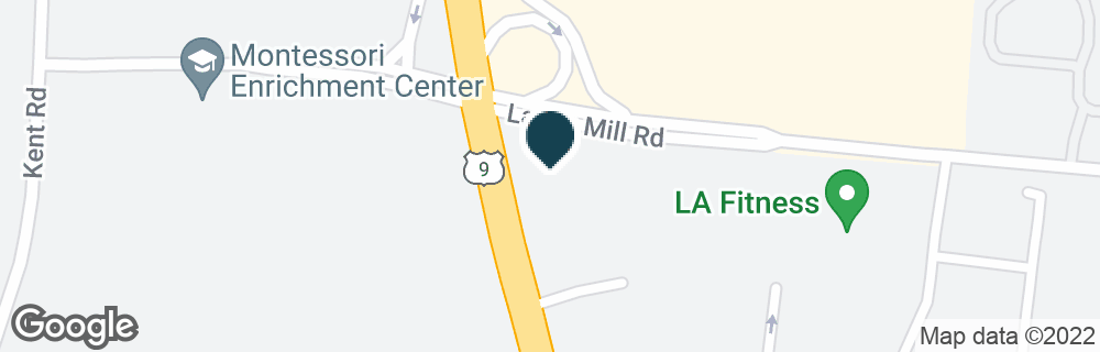 Google Map of5159 US HIGHWAY 9