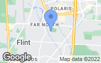 Map of Westerville, OH