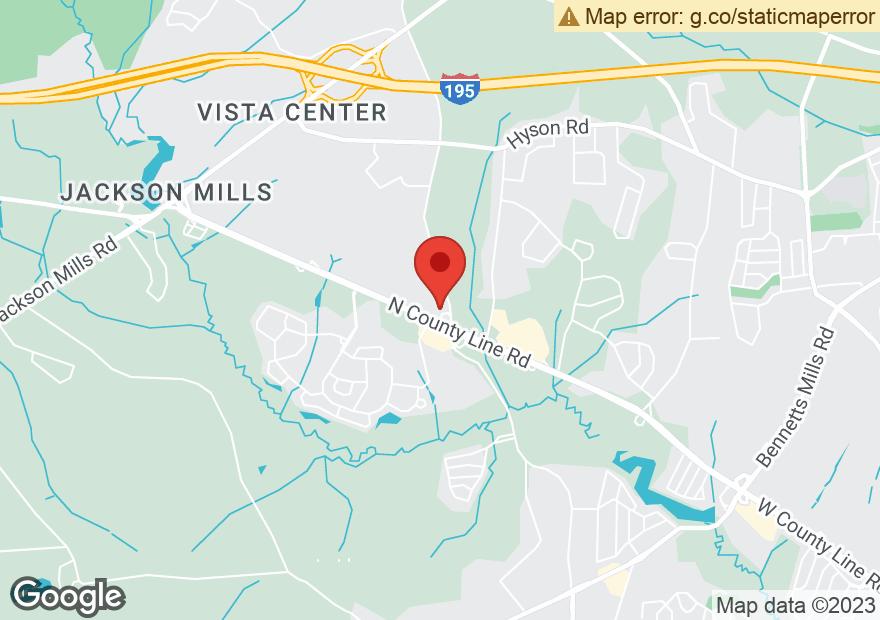 Google Map of 430 HARMONY RD
