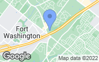Map of Dresher, PA