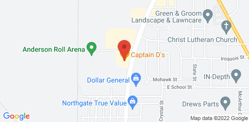 Directions to Captain D's