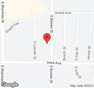 821 S Bowen St