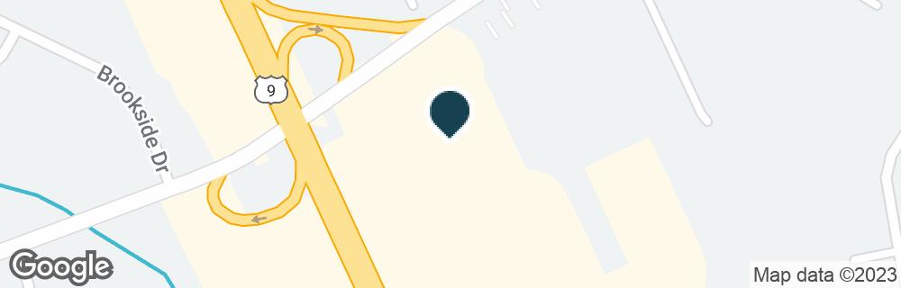 Google Map of4011 US HIGHWAY 9