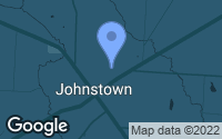 Map of Johnstown, OH