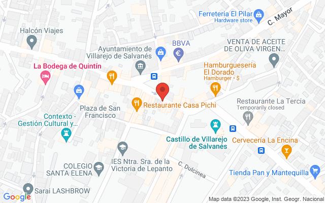 Administración nº1 de Villarejo de Salvan?s