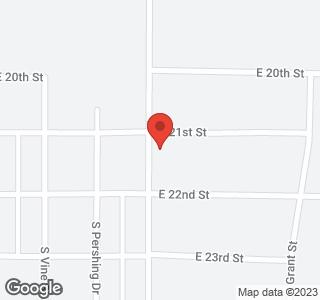 2802 S Hackley Street