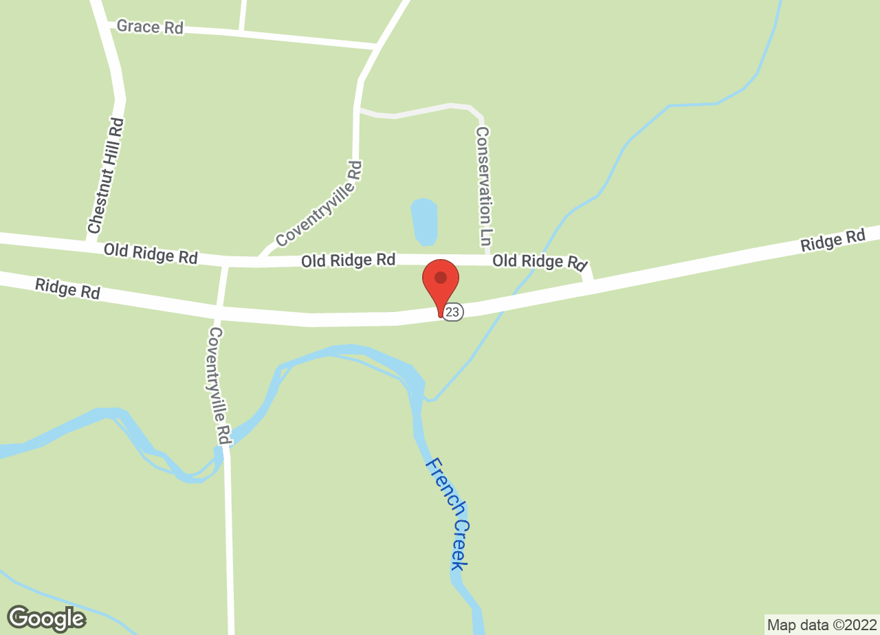 Google Map of VCA French Creek Animal Hospital