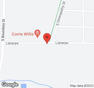 xx W LaHarpe Street