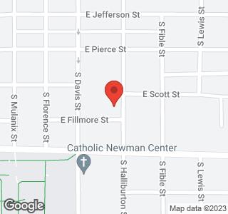 514 S Halliburton Street