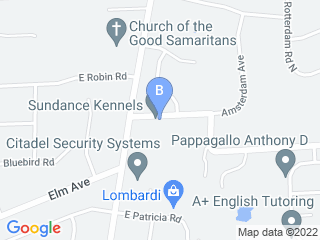 Map of Sundance Kennels Incorporated Dog Boarding options in Southampton | Boarding