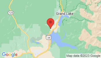 Map of Grand Lake