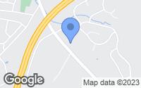 Map of Stevens, PA