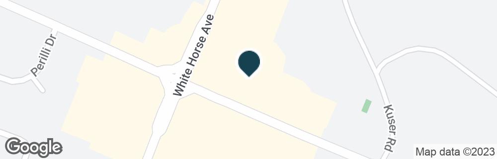 Google Map of1702 KUSER RD