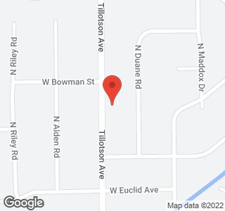 1804 N Tillotson Avenue
