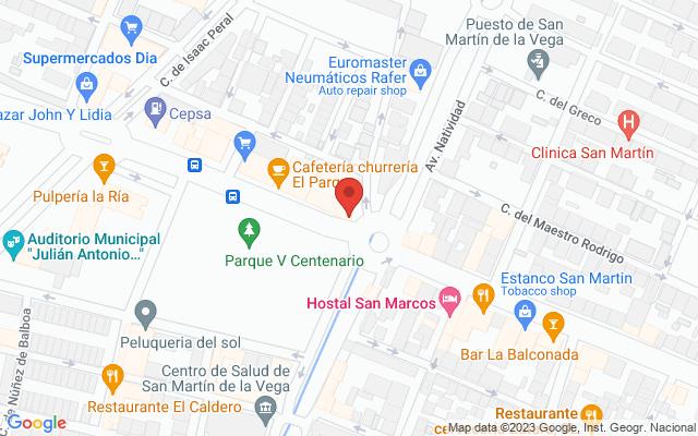 Administración nº1 de San Martin de La Vega