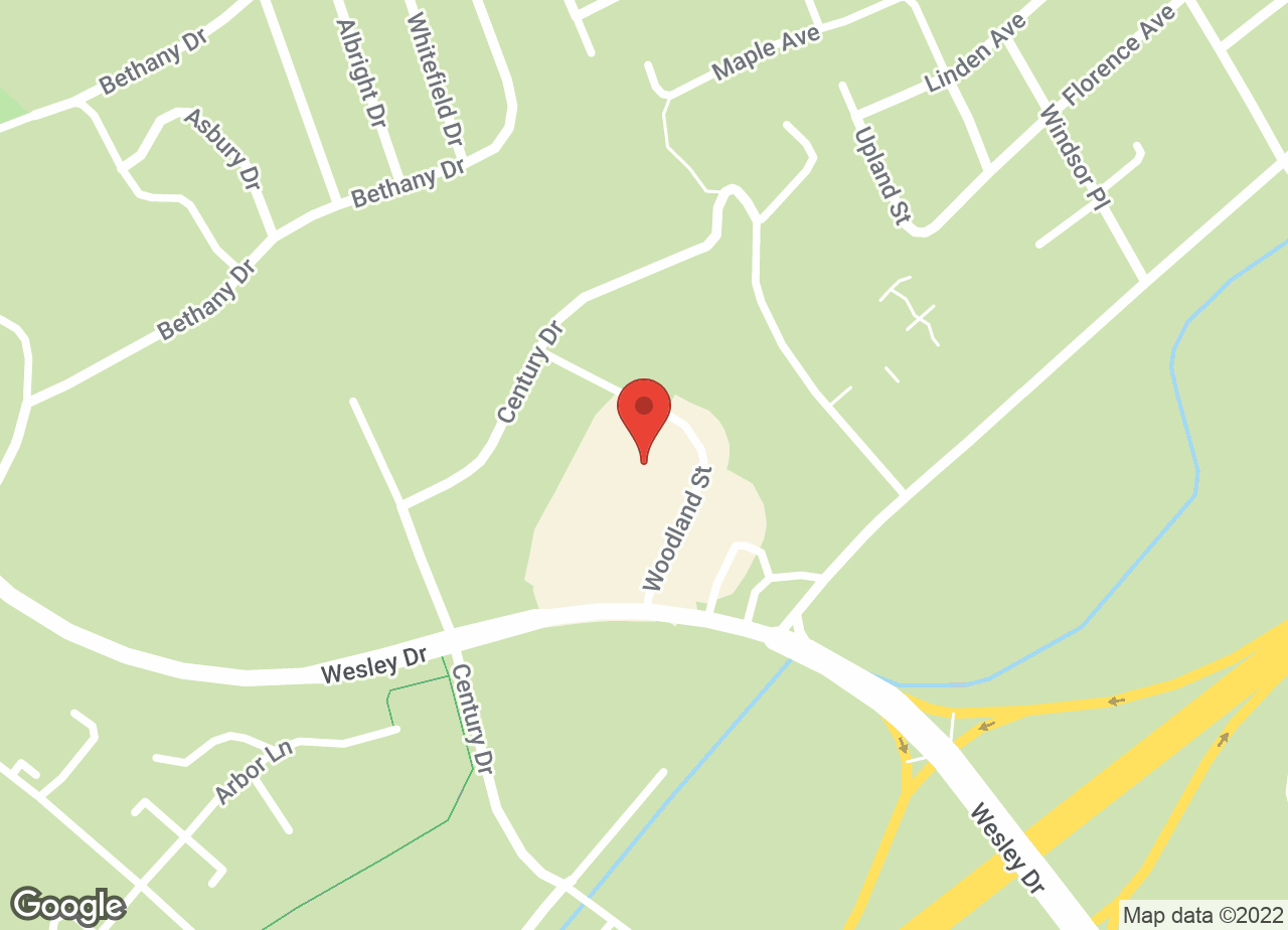 Google Map of VCA Gettysburg Road Animal Hospital