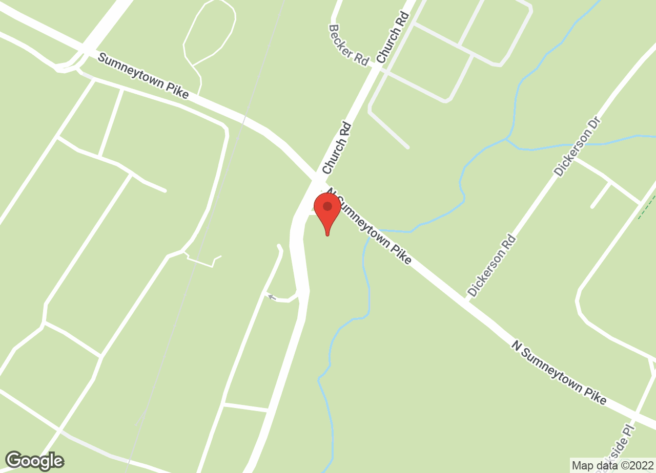 Google Map of VCA Gwynedd Animal Hospital