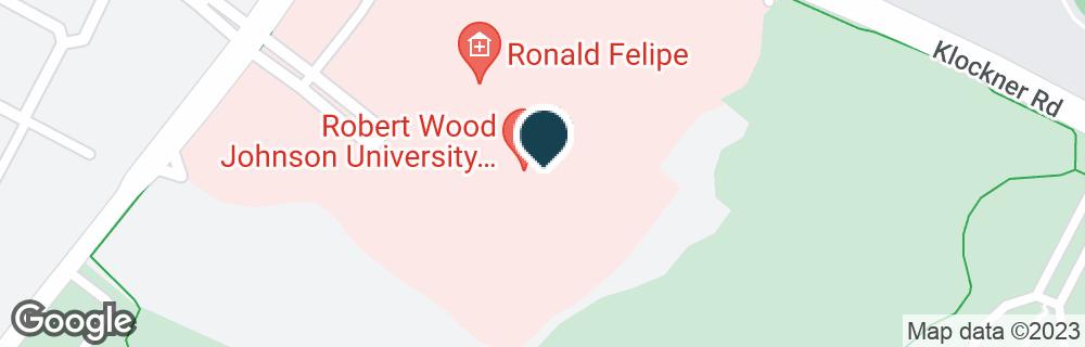Google Map of1 HAMILTON HEALTH PLACE