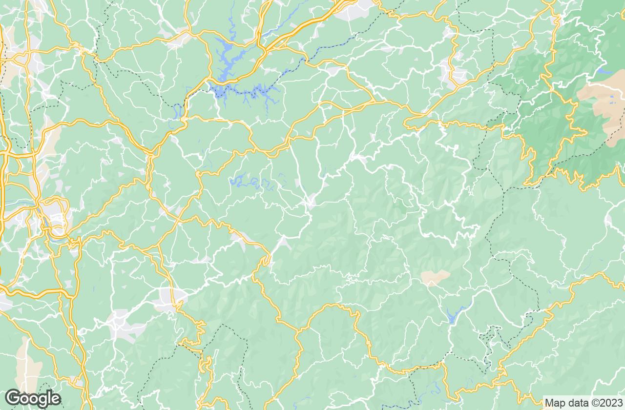 Google Map of أرجانيل