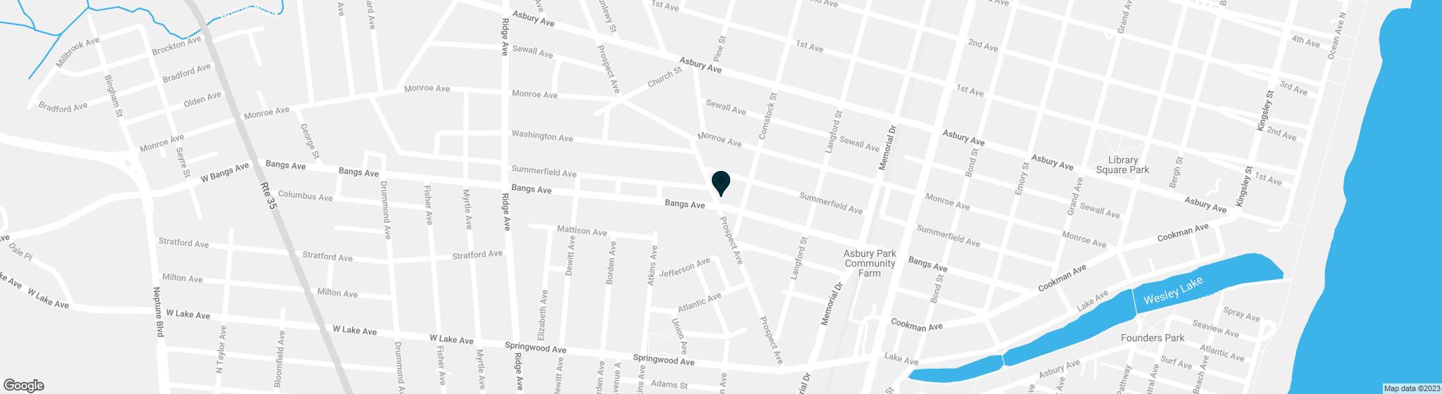 400 Prospect Avenue Asbury Park NJ 07712