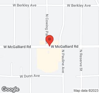 602-604 W Mcgalliard Road