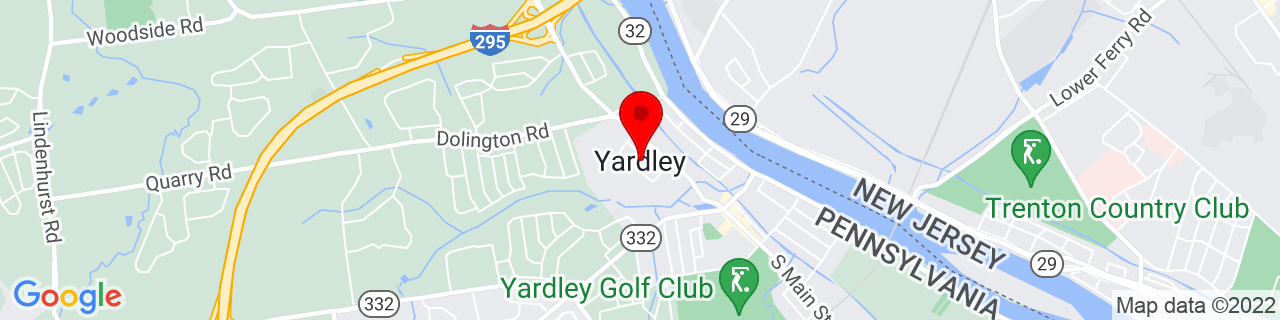 Google Map of 40.245664, -74.8459972
